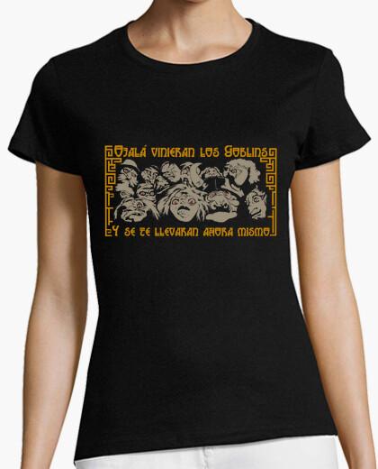 Camiseta Goblins, Dentro del Laberinto