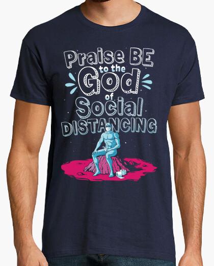 Camiseta God of Distance