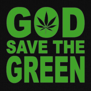 Camisetas God Save The Green II