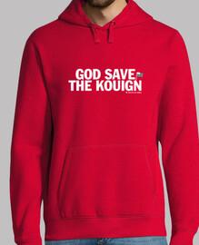 god save the kouign - sudadera ligera hombre