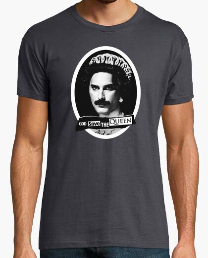 Camiseta God Save the Queen