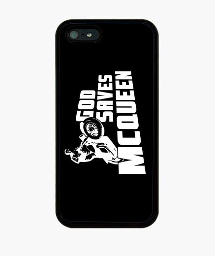 Funda iPhone God saves McQueen
