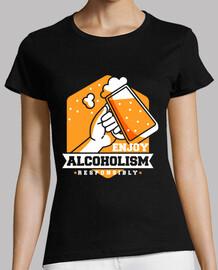 godere l'alcolismo in modo responsabile