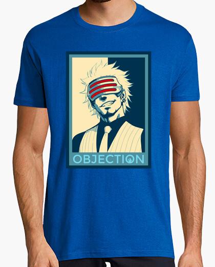Camiseta Godot - Objection