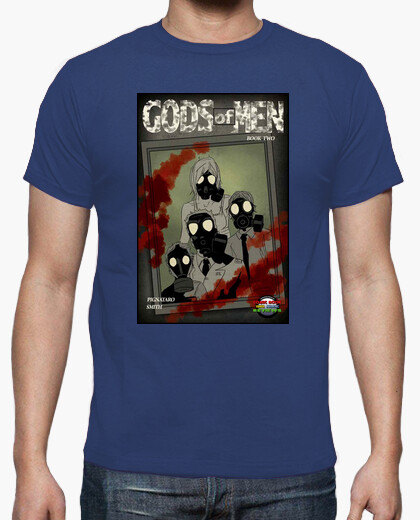 Gods Of Men - Male Edition t-shirt