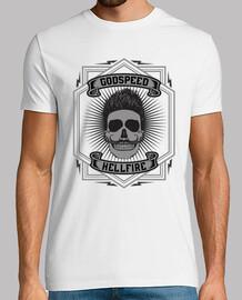 godspeed calavera t-shirt