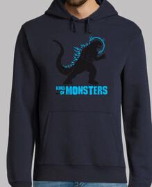 GODZILLA King of Monsters - Black