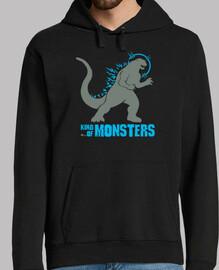 GODZILLA King of Monsters - Grey