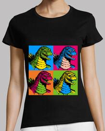 Godzilla King Of Pop