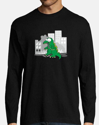 Godzilla manga larga