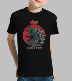 Gojira Kaiju Alpha