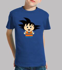 Goku - Caricatura