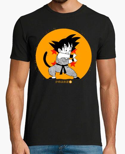Tee-shirt goku 4