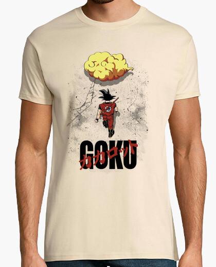 Goku akira t-shirt