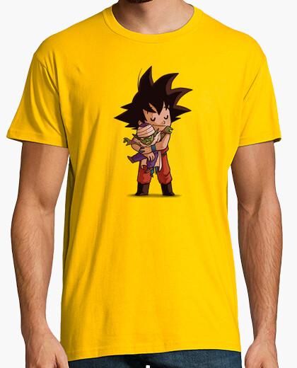 Camiseta Goku and Piccolo
