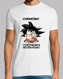 goku caranchoa
