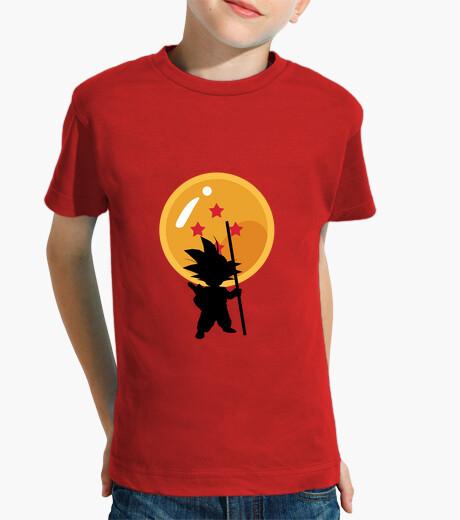 Goku in dragon ball children's clothes
