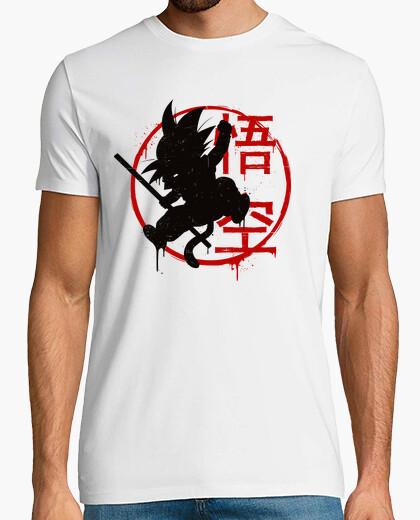 Goku jump 1 t-shirt