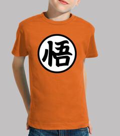 goku simbolo kanji
