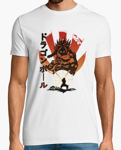 Camiseta Goku Strike
