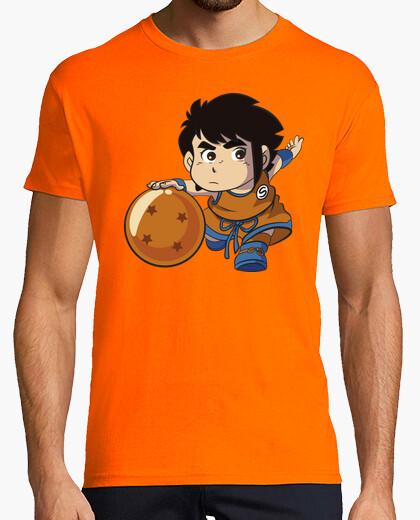 Camiseta Goku Terremoto