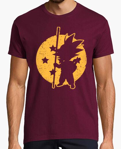 Camiseta Goku Vintage