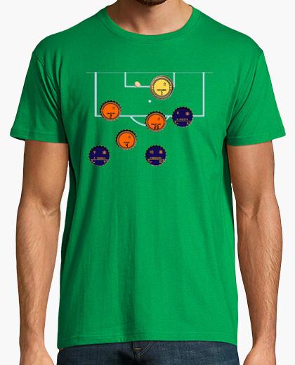 Camiseta Gol Iniesta (chapas)