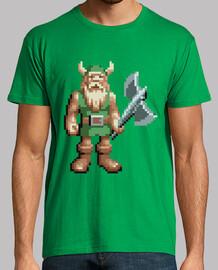 Golden ax - dwarf
