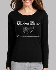 GOLDEN RATIO -  PROPORTION AUREA FIBONACCI