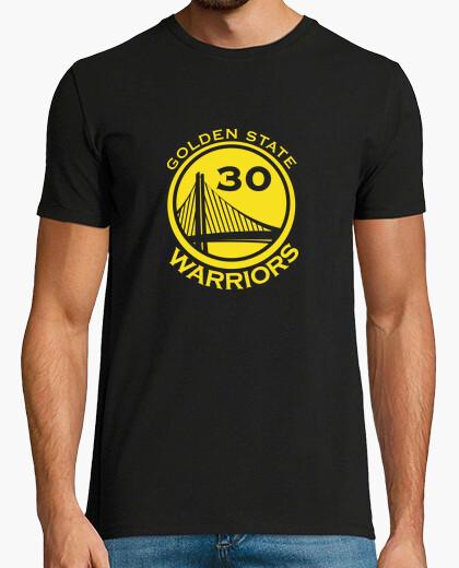 Camiseta GOLDEN STATE WARRIORS 30 CURRY
