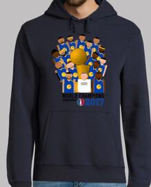 Golden State Warriors NBA Champions 2017