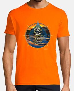 Golden Water, Golden Summer - Camiseta H