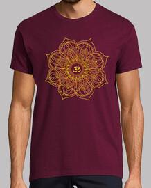 goldener Mandala Ohm