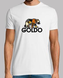 GOLDO BLACK LOGO
