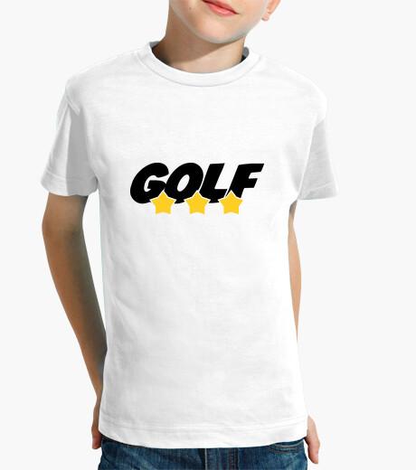 Abbigliamento bambino golf / golfista