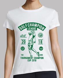 golf champion league