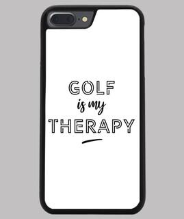 Golf ist meine Therapie