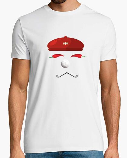 Camiseta golf vasco