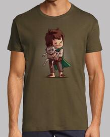 gollum - t-shirt da uomo