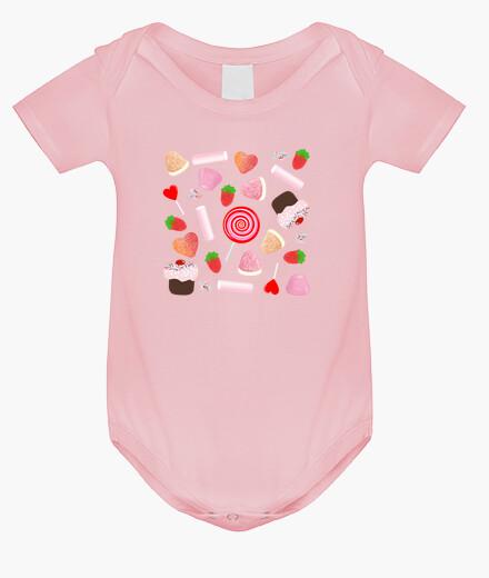 Ropa infantil Golosinas
