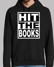 golpear los libros