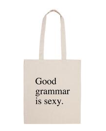 good grammaire est sexy