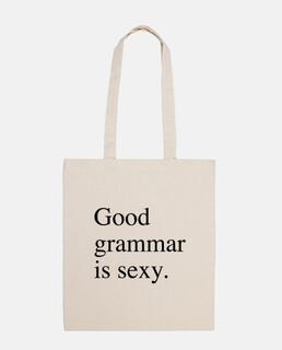 good grammatica è sexy