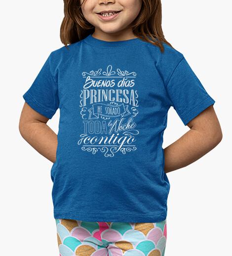 Good Morning Princess White Kids Clothes 1629516 Tostadoracom