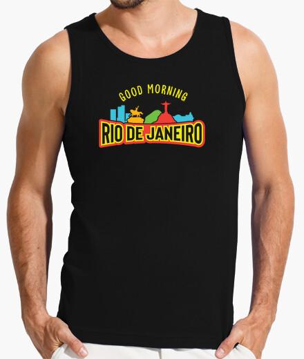 Good Morning Rio de Janeiro t-shirt