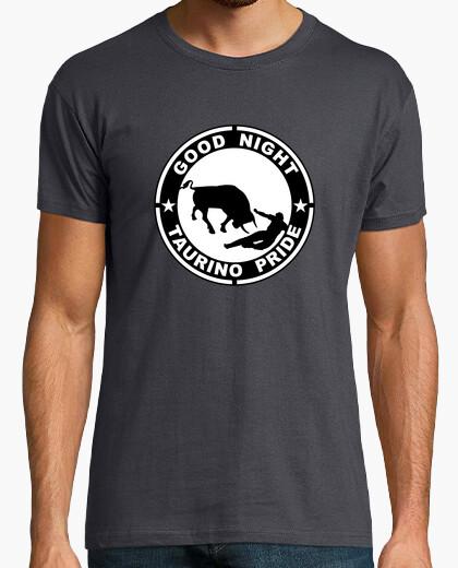 Camiseta Good night taurnio pride