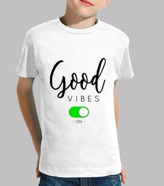 good vibes on