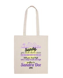 Goodbye to Sandra Dee