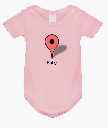 Ropa infantil google bebé marcador de ruta