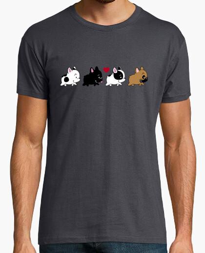 Tee-shirt gordis heureux